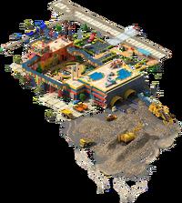 Diamond Mining Industrial Center L2