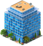 Hotel for Contest Participants