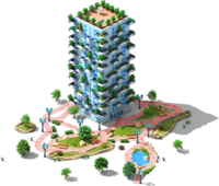 Vertical Forest Hotel L1
