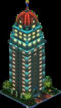 Humboldt Building (Night)