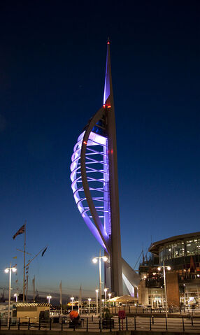 File:RealWorld Portsmouth Tower (Night).jpg
