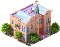 Torre de Sant Jordi