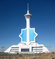 RealWorld Desert Cell Tower