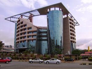 The NCC Headquarters