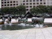 RealWorld Mustangs of Las Colinas