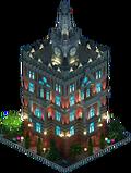 Belltower House (Night)