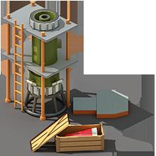 ICBM-35 Construction