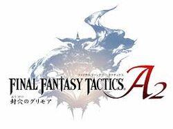 Final Fantasy Tactics A2 logo