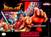 Breath of Fire box art