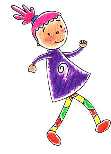 Pinky D.D. CG Art