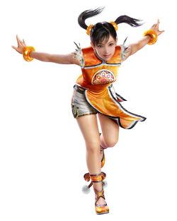 Xiaoyu CG Art (Normal Costume)