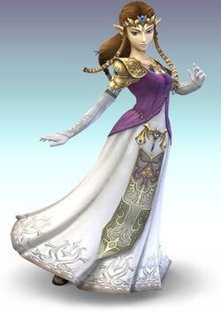Zelda CG Art