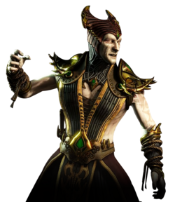 Shinnok RENDER PNG