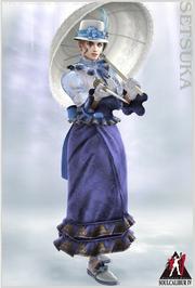 Setsuka CG Art (Bonus Costume)