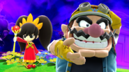 Wario better know her name