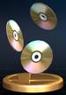 CDs Trophy