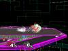 Mario Floor attack (front) SSBM