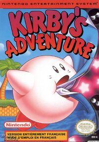 Kirby boxfront
