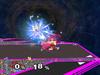 Falco Back throw SSBM
