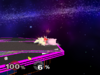 Jigglypuff Edge attack (slow) SSBM