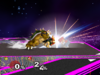 Bowser Forward smash SSBM
