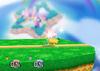 Pikachu Back throw SSB