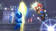 Mario & Mega Man SSB4