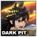 Dark Pit Icon SSBWU