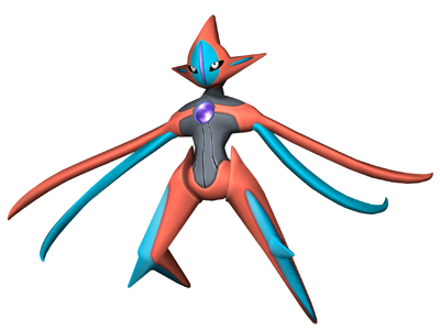 Deoxys | Smashpedia | FANDOM powered by Wikia