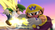 Not your brother, Luigi