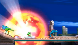 Super Smash Bros. for 3DS Wii U - Krusha