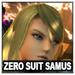 Zero Suit Samus Icon SSBWU