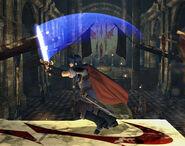 Dancing Blade 3rd Blue hit SSBB
