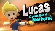 Lucas Comes Out of Nowhere