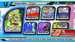 Wii U vault