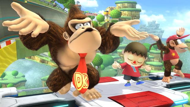 File:SSB4-Wii U Congratulations Donkey Kong Classic.png