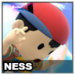 Ness Icon SSBWU