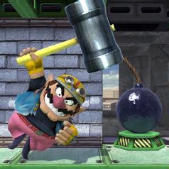 Wrecking Mario Event Icon