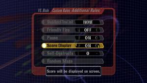 SSBM Score Display Option