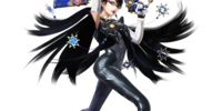 List of SSBWU trophies/Bayonetta series