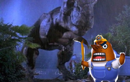 Mr. Resetti goes to Jurassic Park