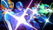 SSB4-Wii U Congratulations Mega Man Classic