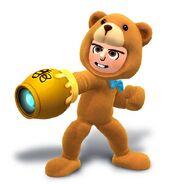 Bear Costume (Male)