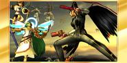 Bayonetta victory 1