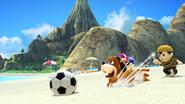 SSB4-Wii U Congratulations Duck Hunt Classic
