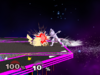 Mewtwo Edge attack (slow) SSBM