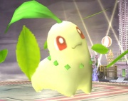 180px-Super Smash Bros Chikorita