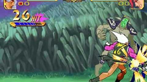 JoJo's Bizarre Adventure Gameplay2