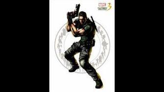 Marvel vs Capcom 3 - Theme of Chris Redfield