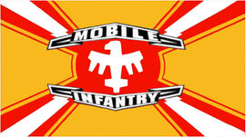 Flag of the Mobile Infantry